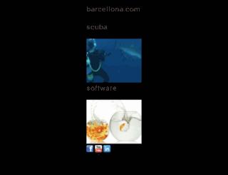 barcellona.com screenshot
