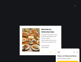 barcelonatapas.net screenshot