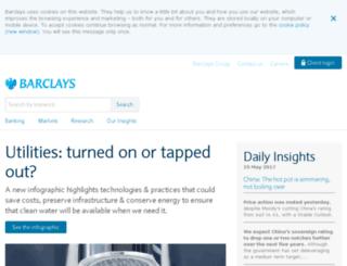 barclays-private-equity.de screenshot