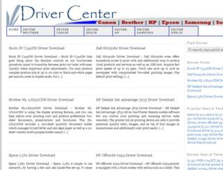 bardrivercentre.com screenshot