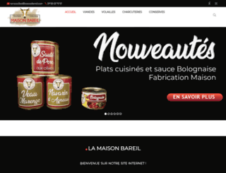 bareil.com screenshot