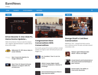 baretnews.com screenshot
