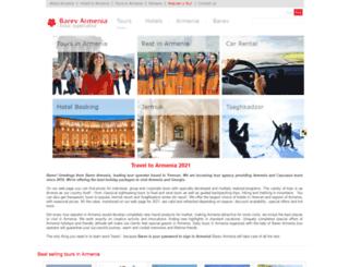 barevarmenia.com screenshot