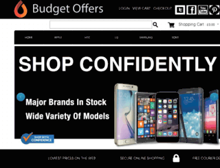 bargaindeals-uk.co.uk screenshot