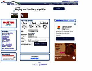 bargainnews.com screenshot