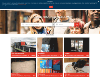 bargainpages.co.uk screenshot