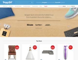 bargainspot.com.au screenshot