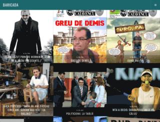 baricada.wordpress.com screenshot