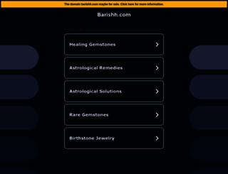 barishh.com screenshot