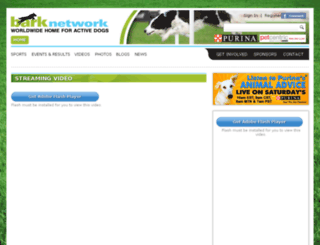 barknetwork.com screenshot