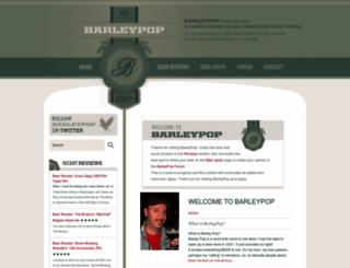 barleypop.com screenshot