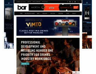 barmagazine.co.uk screenshot