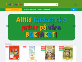 barnbokhandeln.com screenshot