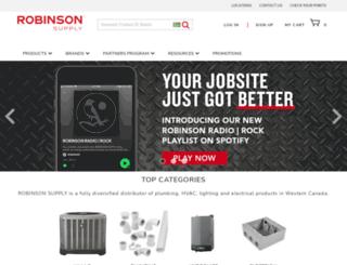 barobinson.com screenshot