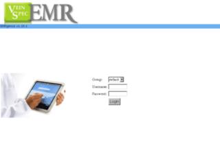 baron.emrgence.com screenshot