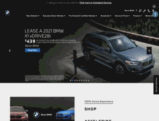 baronbmw.com screenshot