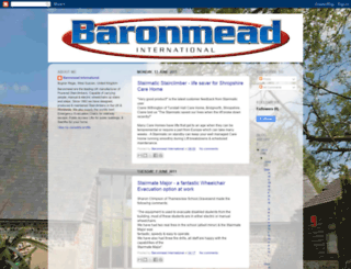 baronmead.blogspot.com screenshot