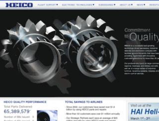 barracudaprod.heico.com screenshot