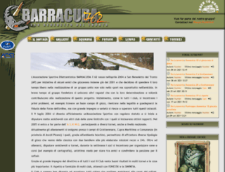 barracudasoftair.com screenshot
