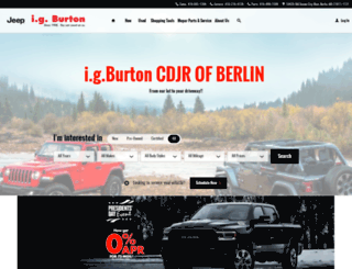 barrettdcjmaryland.com screenshot
