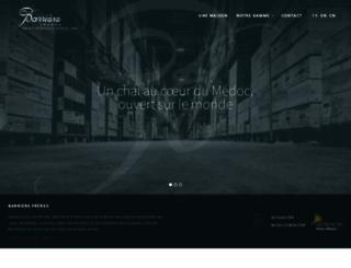 barriere-freres.com screenshot