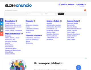 barrioaguaamarilla.anunico.com.ve screenshot
