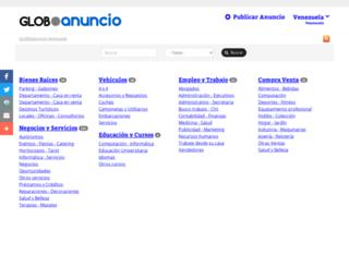 barrioajuro.anunico.com.ve screenshot