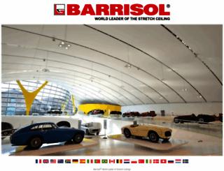 barrisol.com screenshot