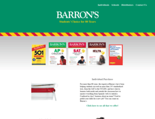 barronseduc.com screenshot