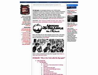 barrypopik.com screenshot