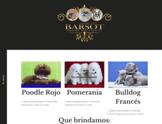 barsot.com screenshot