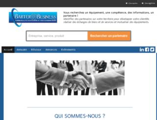 barterbusiness.fr screenshot