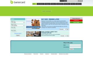 bartertourism.com.au screenshot