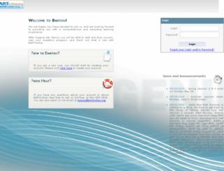 barton.geniussis.com screenshot