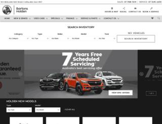 bartonsholden.com.au screenshot