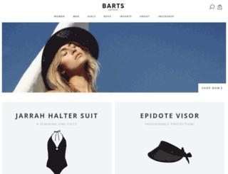 barts.nl screenshot