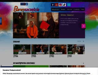 barwyszczescia.pl screenshot