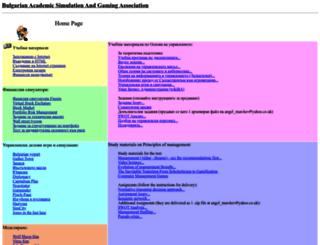basaga.org screenshot