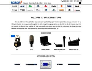 basaoinvest.com screenshot