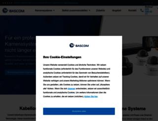 bascom-kameras.ch screenshot