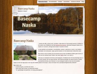 basecampnaska.nl screenshot