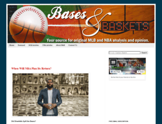 basesandbaskets.com screenshot