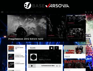 basevarsovia.com screenshot