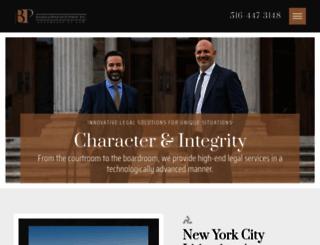 bashpaplaw.com screenshot