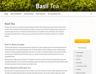 basiltea.net screenshot