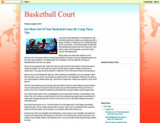 basketballcourts.blogspot.com screenshot