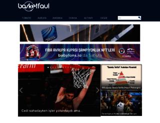 basketfaul.com screenshot
