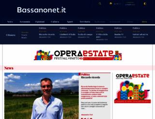 bassanonet.it screenshot