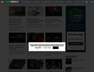bassblaster.bassgold.com screenshot
