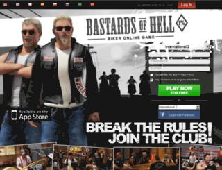 bastardsofhell.fr screenshot